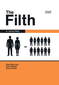 The Filth - 1st issue